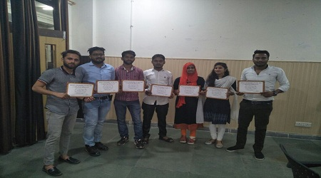 Cultural Club organized Bollywood Quiz Competition - Engineering college Haryana Photos