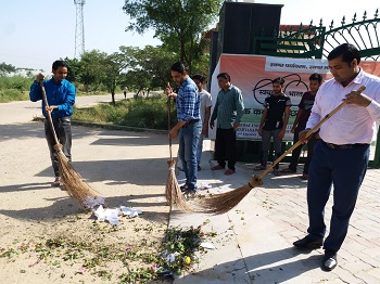Swatchh Bharat Swatchh Abhiyan-2018 - Engineering college Haryana Photos