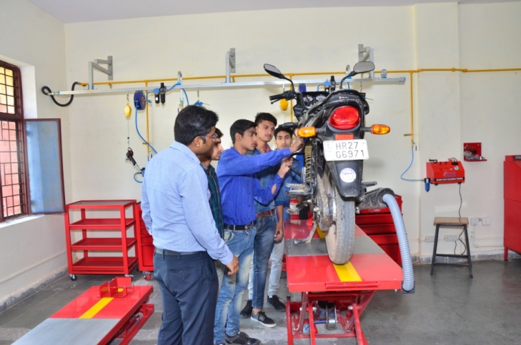 Best Mechanical Engineering College